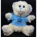 Schutzengelbär blau oder rosa 25cm