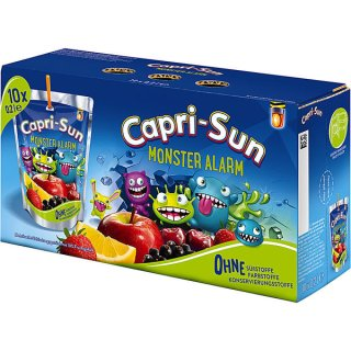 Capri Sun Monster Alarm 10x0,20l