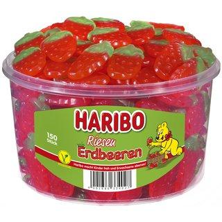 Haribo Riesen Erdbeeren 1350g