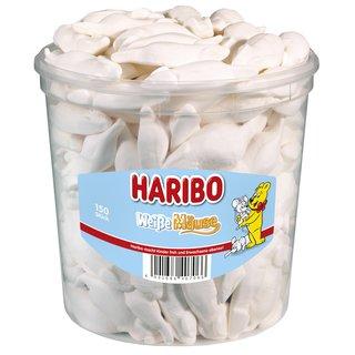 Haribo Weiße Mäuse 1050g