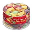 Red Band Fruchtgummi Zungen super sauer 1200g