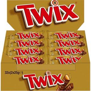 Twix Single 32x50g
