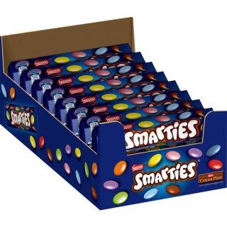 Smarties Rollen (24x38g)