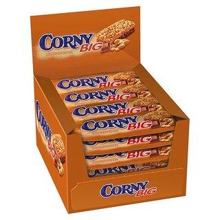 Corny Big Erdnuss-Schoko 24x50g