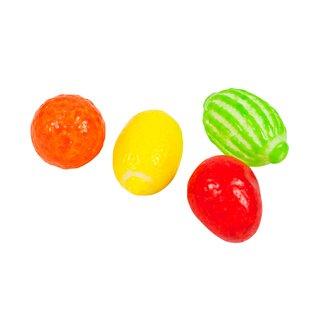 Kaugummi Caribbean Fruit Mix 1kg