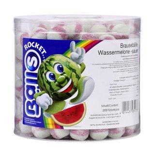 Brausebälle Wassermelone sauer 200er