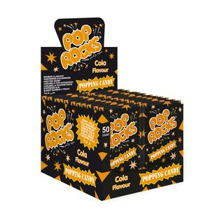Pop Rocks Cola 50x7g