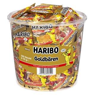 Haribo Goldbären Minis 100 Btl.