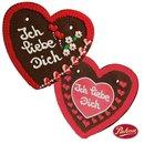 Pahna Nr. 101 Ich liebe Dich-Herz (5x ca. 1000g)