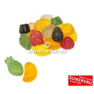 De Bron Fruitgums suikervrij 1kg