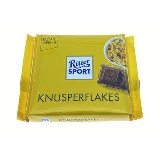 Ritter Sport Knusperflakes 10x100g